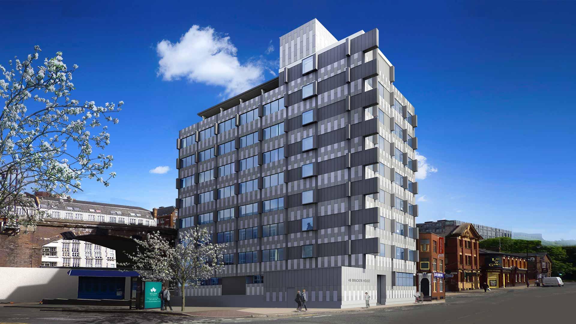 Bracken House, Manchester, M1 Thumbnail