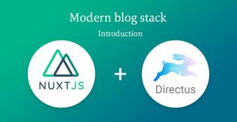Application Isomorphique avec Nuxt.js et Directus : Intro