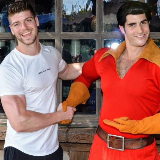 Gym with Gaston