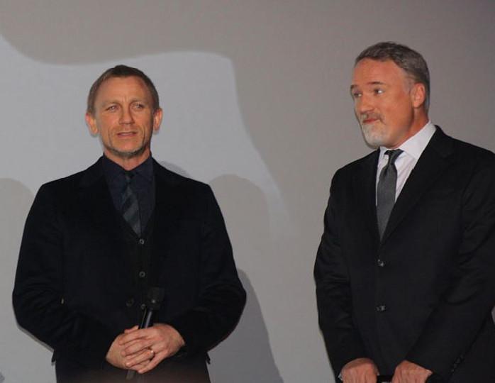 Дэвид Финчер провел онлайн-встречу с учениками школы кино и телевидения
