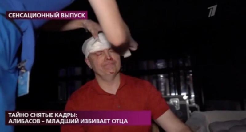 Сын Бари Алибасова устроил потасовку в студии ток-шоу