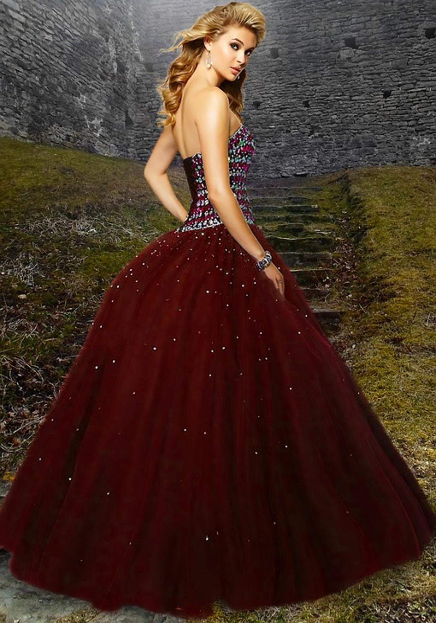 modelballgown