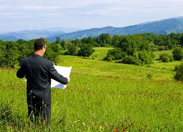 Где можно зарегистрировать право собственности на земельный участок