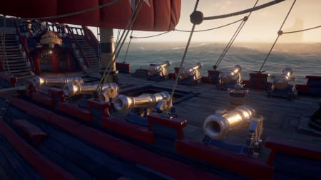 Admiral Cannons