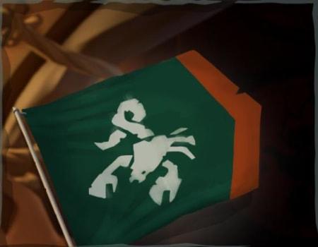Mercenary Flag