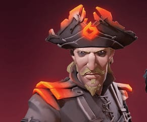 Forsaken Ashes Set - Sea of Thieves - thievesDB