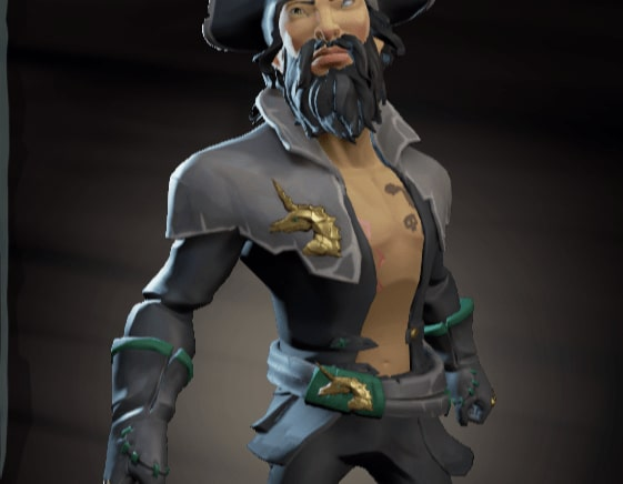 Ferryman Set - Sea of Thieves - thievesDB