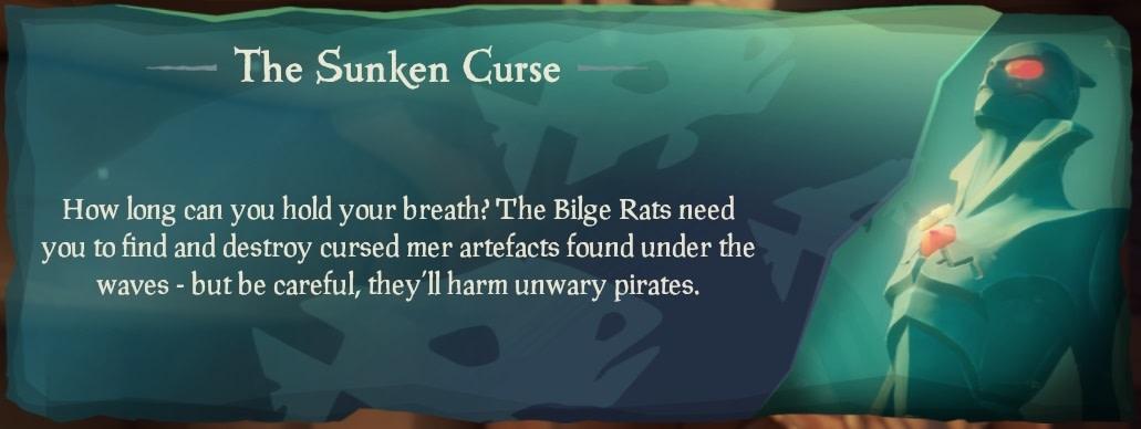 Sunken Curse Intro