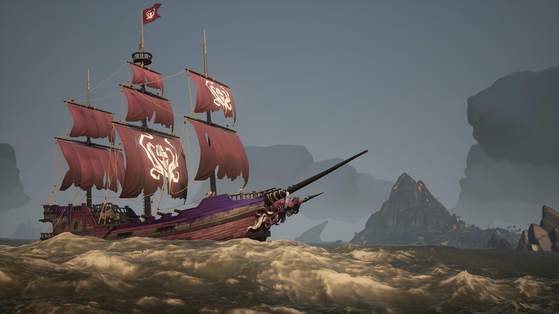 Kraken Set - Sea of Thieves - thievesDB