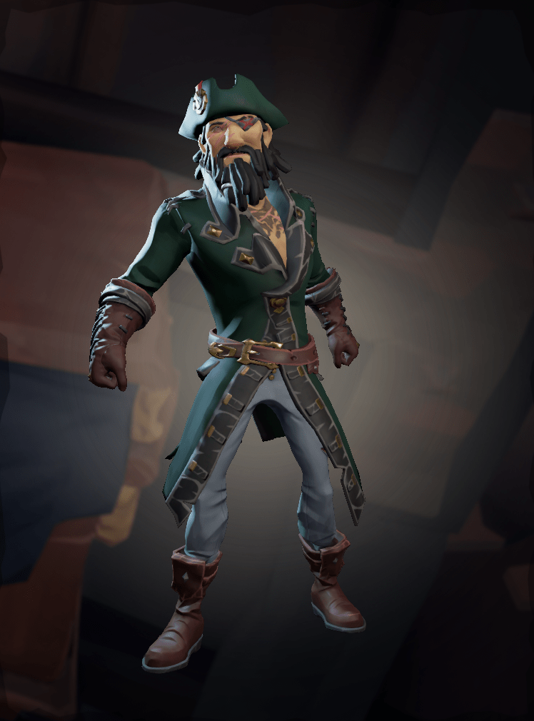Exclusive items - Sea of Thieves - thievesDB