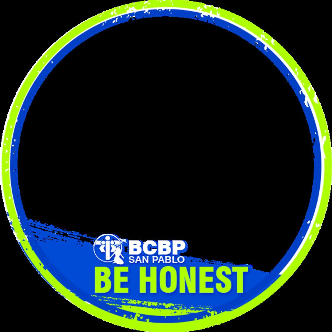 Unduh Twibbon BCBP SANPABLO OCTOBER BEHONEST CAMPAIGN Gratis buatan Melo Mayo