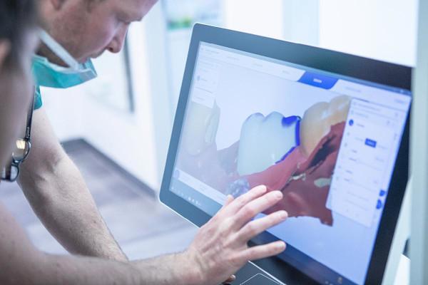 digitale Zahnheilkunde Zahnarztpraxis Haidhausen