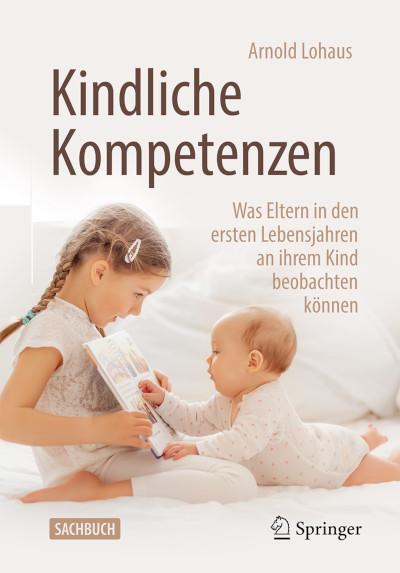 Buchcover Kindliche Kompetenzen Arnold Lohaus
