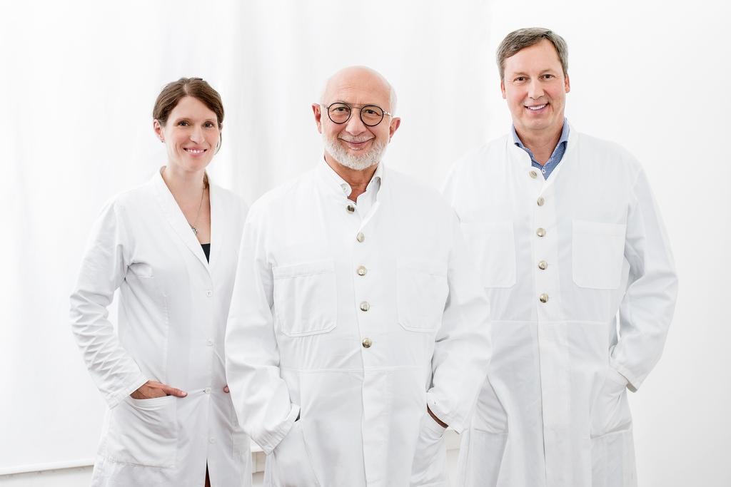 Dr. univ. Ist. Semsettin Kocak Frauenarzt Hamburg Team