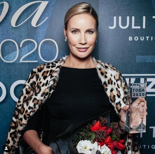 Елена Летучая заявила, что жена Анашенкова сама приняла решение расстаться