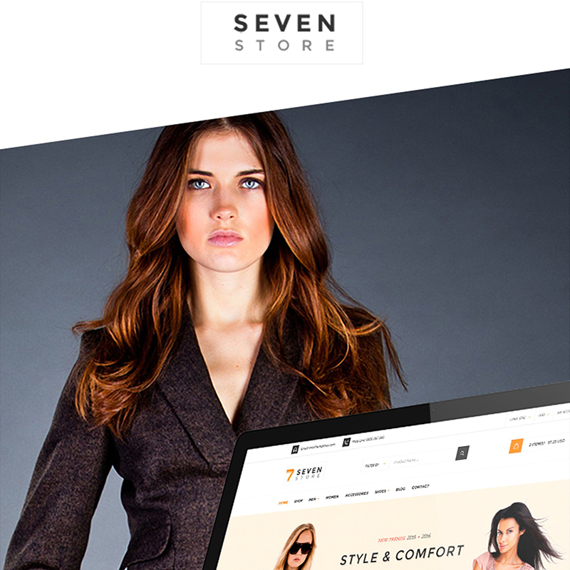 Seven Store - Multipurpose WooCommerce Theme