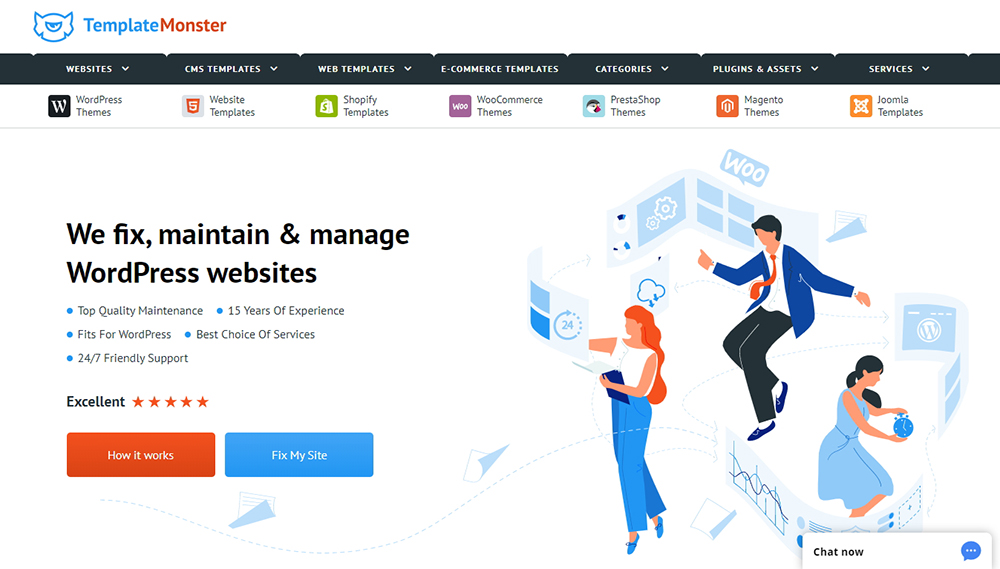 WooCommerce Maintenance by TemplateMonster