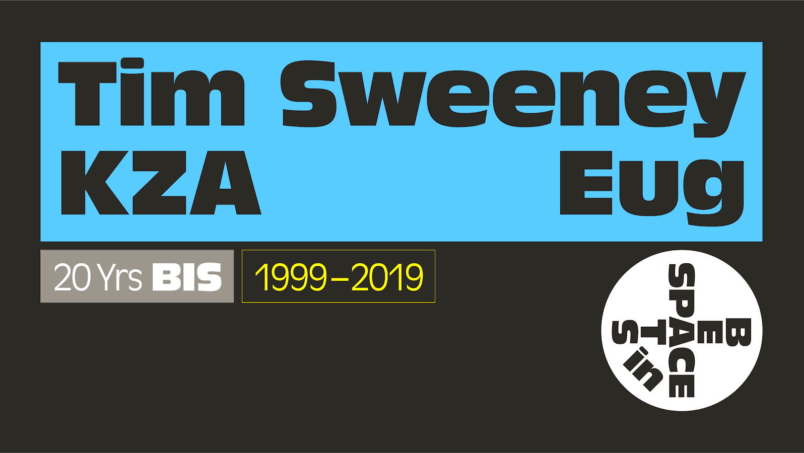 20 Years of Beats In Space with Tim Sweeney