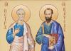 Православные лыткаринцы отметили праздник святых первоверховных Апостолов Петра и Павла