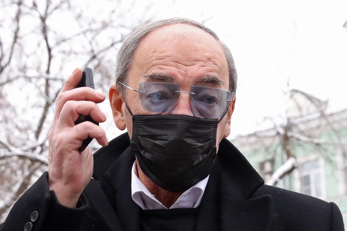 Михаил Боярский госпитализирован через неделю после вакцинации от COVID-19