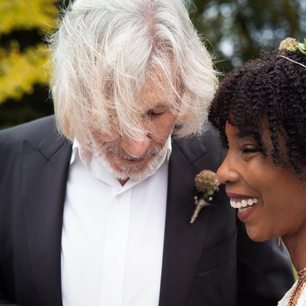 78-летний участник группы Pink Floyd Роджер Уотерс женился в пятый раз