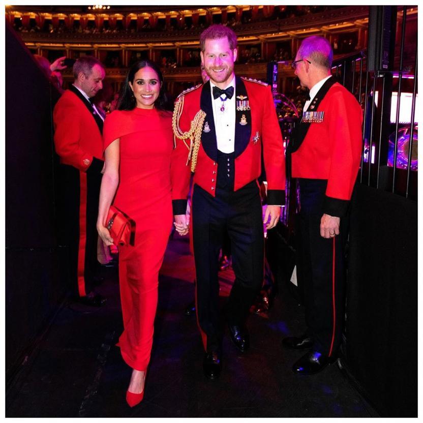 Принц Уильям из-за беспокойства о безопасности принца Гарри просит брата вернуться в Лондон