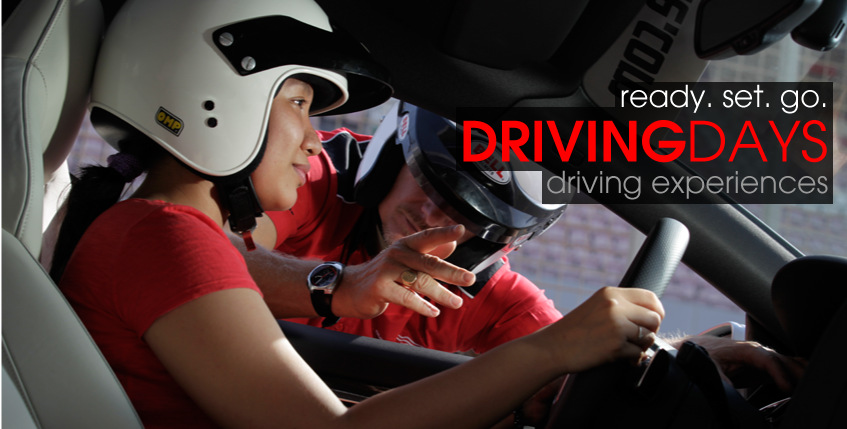 Rent Driving Experiences