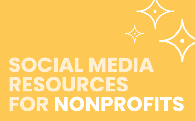 Top 4 Social Media Resources for Nonprofits