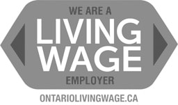 Living Wage Logo - We Are A Living Wage Employer