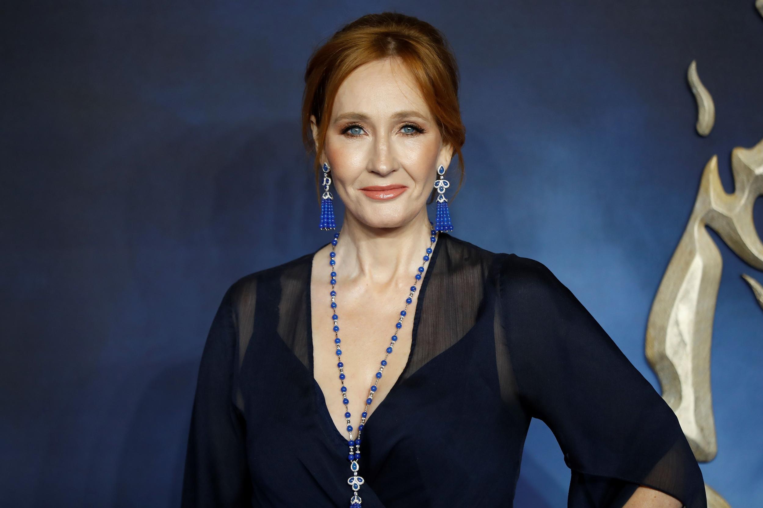 Автор книг про Гаррі Поттера розповіла, що допомогло їй вилікуватися від коронавіруса
