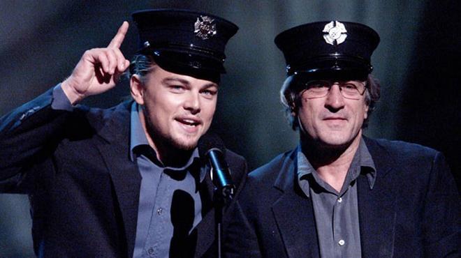 Ди Каприо и Де Ниро запустили в Сети челлендж, победитель которого снимется с ними в кино