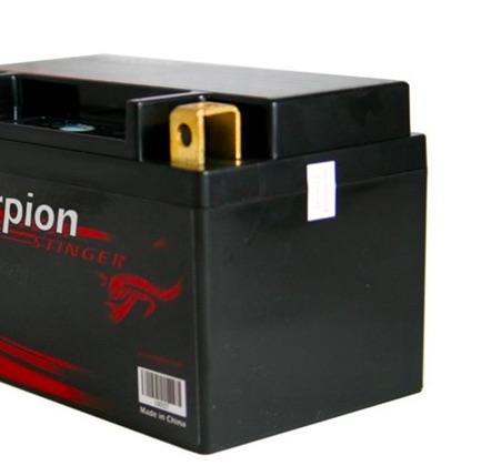 LiFePO4 Light-Weight Batteries