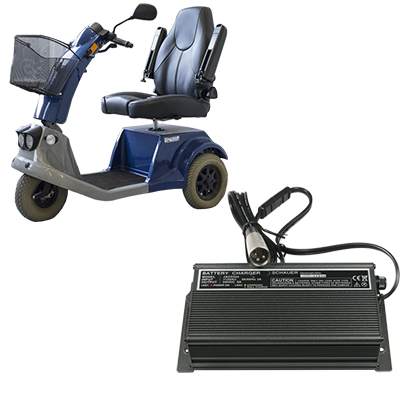 Wheelchair / Mobility Charger