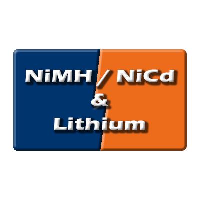 NiMH / Li-ion / LiFePO4 Chargers