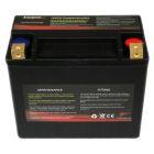 SSHVT-1-FPP Scorpion Stinger 12v 500 CCA Harley HVT-1 LiFePo4 Extreme High Output Battery