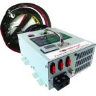 PowerMax 12v 100 Amp Charger Converter Power Supply w/ Alligator Clamps
