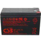 CSB Battery 12v 7 AH (28 Watt) Deep Cycle Sealed Lead Acid Battery