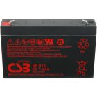 CSB Battery 6v 7.2 AH Deep Cycle Sealed Lead Acid Battery