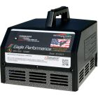 Eagle 36v 48v 15 Amp Golf Cart Charger w/ EZ-GO 48v Notched TXT Connector