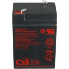 CSB Battery 6v 4.5 AH Deep Cycle Sealed Lead Acid Battery