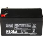 Prism by CSB Battery 12v 1.3 AH Deep Cycle Sealed Lead Acid Battery
