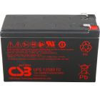 CSB Battery 12v 10 AH (580 Watt) Deep Cycle Sealed Lead Acid Battery