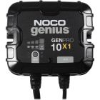 NOCO Genius 12v 10 Amp Waterproof Marine On-Board Battery Charger