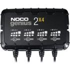 NOCO Genius 6v 12v 8-Amp 4-Bank Battery Charger and Battery Maintainer