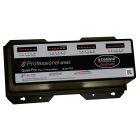 Dual Pro 12v 24v 36v 48v 60 Amp 4-Bank Professional Series Charger