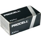 Duracell Procell AAA Professional Alkaline Battery 24 Pack - PC2400