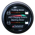 Pro Charging Systems 12v & 12v Dual Battery Fuel Gauge w/ Wireless Communication* - BFGWOM1512V/12V