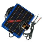 PulseTech 12v 10 Watt Solar Charger with Desulfating Controller SP-10