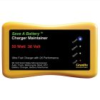 Battery Saver 36v 50 Watt (1.34A) Maintainer, Pulse Cleaner & Tester - 2365-36