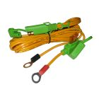 Battery Saver 6 foot SAE Quick Disconnect To Ring Terminals - 2087